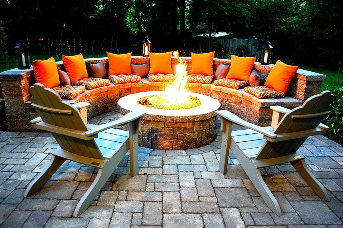 Outdoor Fire Pits-Victoria TX Professional Landscapers & Outdoor Living Designs-We offer Landscape Design, Outdoor Patios & Pergolas, Outdoor Living Spaces, Stonescapes, Residential & Commercial Landscaping, Irrigation Installation & Repairs, Drainage Systems, Landscape Lighting, Outdoor Living Spaces, Tree Service, Lawn Service, and more.